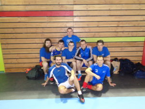 équipe St-Jean Sport détente